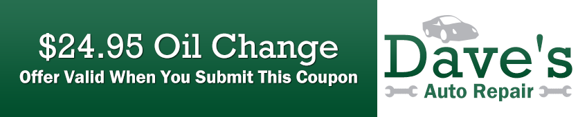 oil change - Offer Valid When You Submit This Coupon