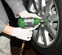 Tire Replacement - Transmission Repairs